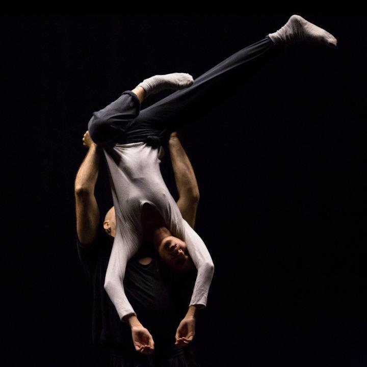 Alexandre Lesouef Danse Ensemble vide