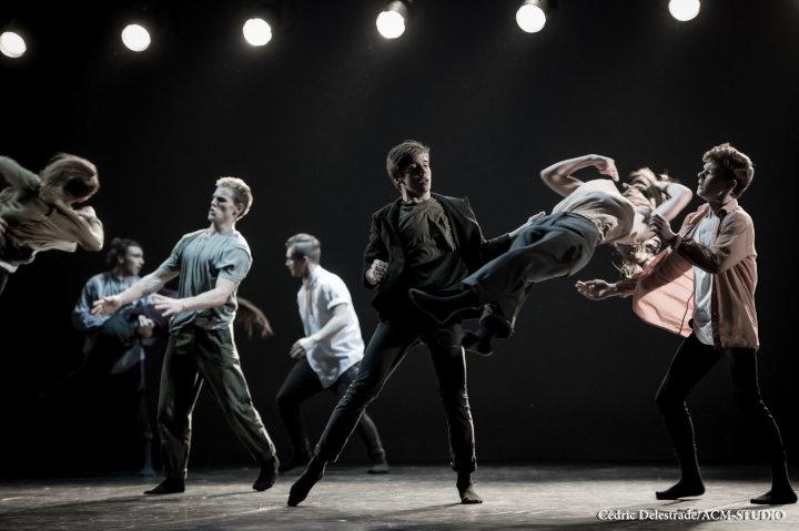 Alexandre Lesouef Danse LABø