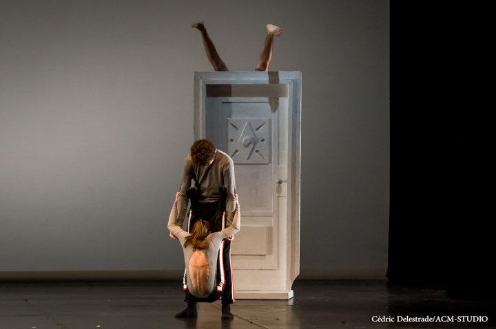 Alexandre Lesouef Danse GAYme, GAIme, Game