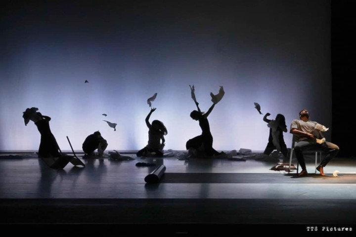 Alexandre Lesouef Danse Action Humaine